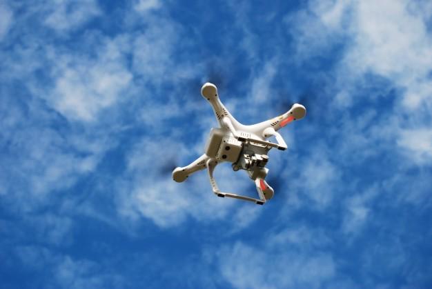Uso de drones en la medicina